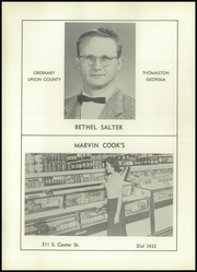 Page 172, 1956 Edition, Robert E Lee Institute - Rebel Yearbook (Thomaston, GA) online yearbook collection