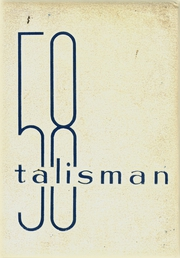 Page 1, 1958 Edition, Tifton High School - Talisman Yearbook (Tifton, GA) online yearbook collection