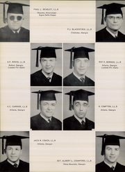 Page 12, 1958 Edition, John Marshall Law School - Vox Juris Yearbook (Atlanta, GA) online yearbook collection