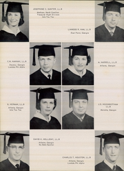 Page 14, 1958 Edition, John Marshall Law School - Vox Juris Yearbook (Atlanta, GA) online yearbook collection