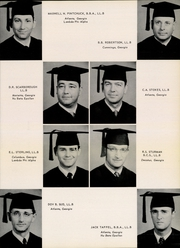 Page 17, 1958 Edition, John Marshall Law School - Vox Juris Yearbook (Atlanta, GA) online yearbook collection