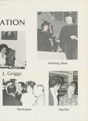 Page 13, 1979 Edition, Woodrow Wilson College of Law - Verdict Yearbook (Atlanta, GA) online yearbook collection