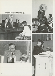 Page 16, 1979 Edition, Woodrow Wilson College of Law - Verdict Yearbook (Atlanta, GA) online yearbook collection