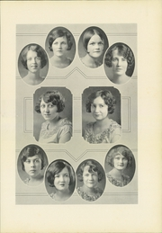 Page 13, 1926 Edition, Wesleyan College - Veterropt Yearbook (Macon, GA) online yearbook collection