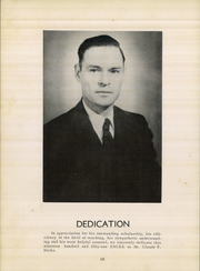 Page 12, 1951 Edition, Norman College - Encee Yearbook (Norman Park, GA) online yearbook collection