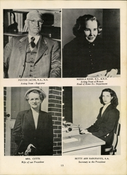 Page 15, 1951 Edition, Norman College - Encee Yearbook (Norman Park, GA) online yearbook collection