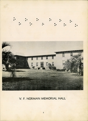 Page 7, 1951 Edition, Norman College - Encee Yearbook (Norman Park, GA) online yearbook collection