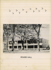 Page 8, 1951 Edition, Norman College - Encee Yearbook (Norman Park, GA) online yearbook collection