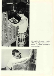 Page 11, 1966 Edition, Norman College - Encee Yearbook (Norman Park, GA) online yearbook collection