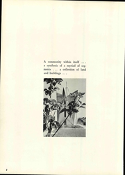 Page 6, 1966 Edition, Norman College - Encee Yearbook (Norman Park, GA) online yearbook collection