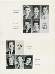 Woody Gap High School - Sequoyan Yearbook (Suches, GA) online yearbook collection, 1961 Edition, Page 27
