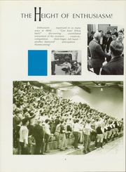 Page 10, 1969 Edition, Abraham Baldwin Agricultural College - ABAC Yearbook (Tifton, GA) online yearbook collection