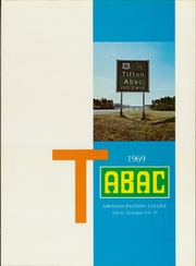 Page 5, 1969 Edition, Abraham Baldwin Agricultural College - ABAC Yearbook (Tifton, GA) online yearbook collection