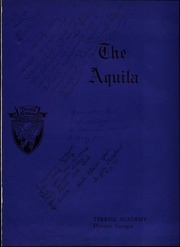 Page 5, 1971 Edition, Terrell Academy - Aquila Yearbook (Dawson, GA) online yearbook collection