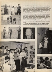 Page 6, 1971 Edition, Terrell Academy - Aquila Yearbook (Dawson, GA) online yearbook collection