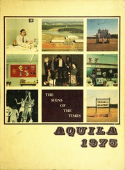 Terrell Academy - Aquila Yearbook (Dawson, GA) online yearbook collection, 1975 Edition, Page 1