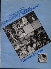 Page 5, 1977 Edition, Terrell Academy - Aquila Yearbook (Dawson, GA) online yearbook collection