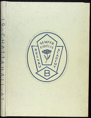 1961 Edition, Brenau Academy - Chattahall Yearbook (Gainesville, GA)