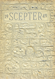 Page 1, 1949 Edition, Christ the King High School - Scepter Yearbook (Atlanta, GA) online yearbook collection