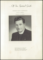 Page 13, 1949 Edition, Christ the King High School - Scepter Yearbook (Atlanta, GA) online yearbook collection