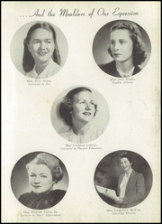 Page 15, 1949 Edition, Christ the King High School - Scepter Yearbook (Atlanta, GA) online yearbook collection