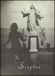 Page 7, 1949 Edition, Christ the King High School - Scepter Yearbook (Atlanta, GA) online yearbook collection