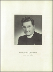 Page 13, 1951 Edition, Christ the King High School - Scepter Yearbook (Atlanta, GA) online yearbook collection
