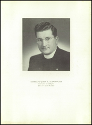 Page 13, 1952 Edition, Christ the King High School - Scepter Yearbook (Atlanta, GA) online yearbook collection