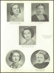 Page 15, 1952 Edition, Christ the King High School - Scepter Yearbook (Atlanta, GA) online yearbook collection