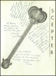 Page 5, 1952 Edition, Christ the King High School - Scepter Yearbook (Atlanta, GA) online yearbook collection