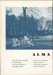 Page 12, 1945 Edition, Tift College - Chiaroscuro Yearbook (Forsyth, GA) online yearbook collection