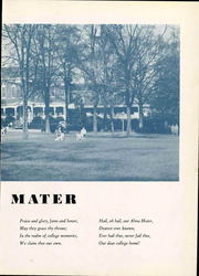 Page 13, 1945 Edition, Tift College - Chiaroscuro Yearbook (Forsyth, GA) online yearbook collection