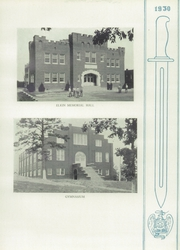 Page 15, 1930 Edition, Riverside Military Academy - Bayonet Yearbook (Gainesville, GA) online yearbook collection