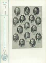 Page 8, 1930 Edition, Riverside Military Academy - Bayonet Yearbook (Gainesville, GA) online yearbook collection
