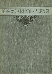 1933 Edition, Riverside Military Academy - Bayonet Yearbook (Gainesville, GA)