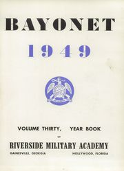 Page 7, 1949 Edition, Riverside Military Academy - Bayonet Yearbook (Gainesville, GA) online yearbook collection
