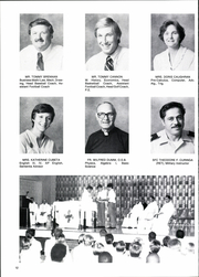 Page 16, 1984 Edition, Benedictine Military Academy - Sabre Yearbook (Savannah, GA) online yearbook collection