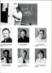 Page 17, 1984 Edition, Benedictine Military Academy - Sabre Yearbook (Savannah, GA) online yearbook collection