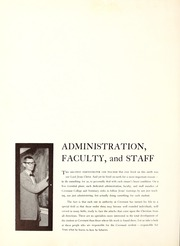 Page 10, 1959 Edition, Covenant College - Tartan Yearbook (Lookout Mountain, GA) online yearbook collection