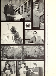 Page 11, 1959 Edition, Covenant College - Tartan Yearbook (Lookout Mountain, GA) online yearbook collection
