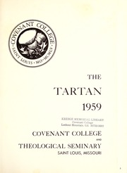 Page 5, 1959 Edition, Covenant College - Tartan Yearbook (Lookout Mountain, GA) online yearbook collection