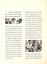 Page 6, 1959 Edition, Covenant College - Tartan Yearbook (Lookout Mountain, GA) online yearbook collection