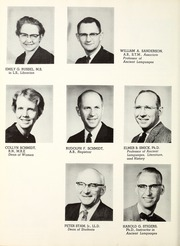 Page 16, 1962 Edition, Covenant College - Tartan Yearbook (Lookout Mountain, GA) online yearbook collection