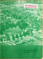 Page 3, 1962 Edition, Covenant College - Tartan Yearbook (Lookout Mountain, GA) online yearbook collection