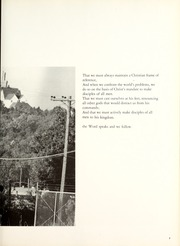Page 11, 1971 Edition, Covenant College - Tartan Yearbook (Lookout Mountain, GA) online yearbook collection