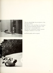 Page 15, 1971 Edition, Covenant College - Tartan Yearbook (Lookout Mountain, GA) online yearbook collection