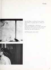 Page 7, 1971 Edition, Covenant College - Tartan Yearbook (Lookout Mountain, GA) online yearbook collection