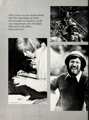 Page 14, 1976 Edition, Covenant College - Tartan Yearbook (Lookout Mountain, GA) online yearbook collection