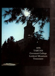 Page 5, 1976 Edition, Covenant College - Tartan Yearbook (Lookout Mountain, GA) online yearbook collection