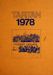 1978 Edition, Covenant College - Tartan Yearbook (Lookout Mountain, GA)